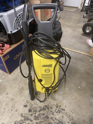 Karcher Pressure Washer for Sale in Livermore, CA