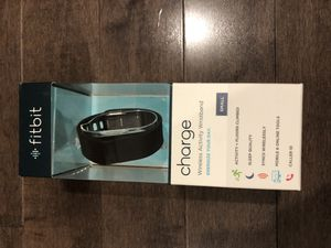 Fitbit Charge Wireless Activity Wristband - Small/Black for Sale in Baltimore, MD