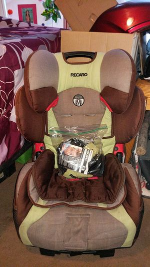 Recaro front facing adjustable car seat for Sale in Lexington, NC