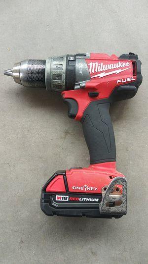 Milwaukee hammer drill M18 for Sale in Avondale, AZ