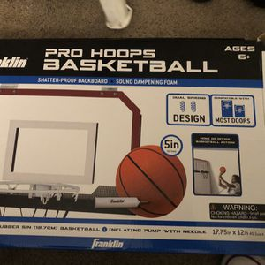 Pro Hoops Basketball I Buy For 29.99 +tax Never Used for Sale in San Jose, CA