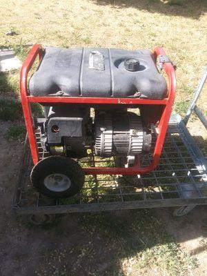 Generator troy-bilt 3550 watt for Sale in West Jordan, UT