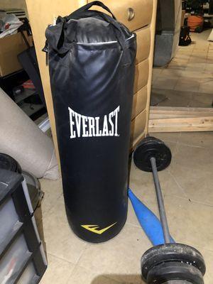 Punching bag for Sale in Pennsauken Township, NJ