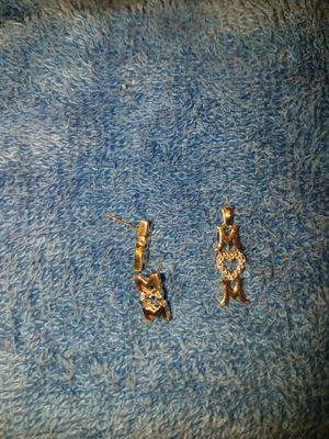 Womans mom charm and earings for Sale in Columbus, OH