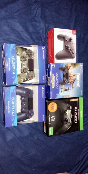 ‼️CONTROLLER SALE‼️ - XBOX | PS4 | NINTENDO SWITCH for Sale in Detroit, MI