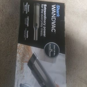 Brand-NEW FACTORY SEALED Shark®WandVac™ for Sale in Huffman, TX