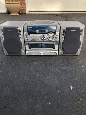 AIWA STEREO SYSTEM for Sale in Waltham, MA