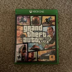GTA 5 Xbox One  for Sale in Tucson, AZ