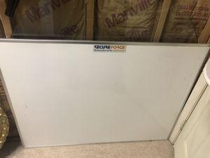 Dry Erase Whiteboard! for Sale in Fairfax, VA