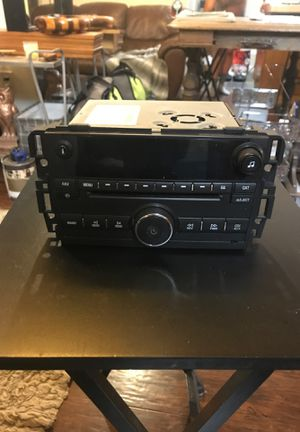 2007 Chevy OEM stereo head unit for Sale in Corona, CA
