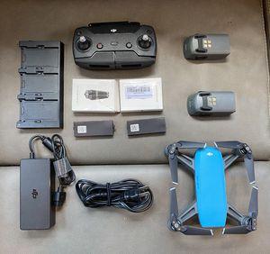 DJI Spark Drone with Apache 2800 storage Case for Sale in Orlando, FL