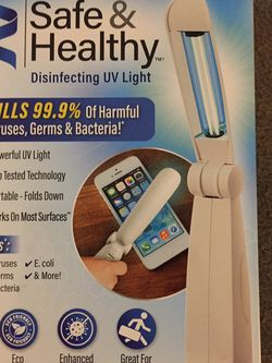 Uv Disinfecting Light Brand New!! for Sale in Boston,  MA