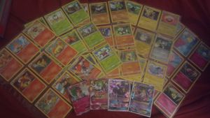Pokemon card collection for Sale in Phoenix, AZ