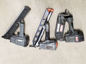 Misc. Nail guns for parts for Sale in Lynnwood, WA
