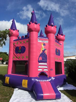 Bouncing house bouncy house ,chairs,tables,canopies popcorn machine cotton candy end More for Sale in Haines City, FL