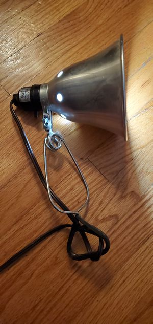 Retro Desk clamp lamp for Sale in West Covina, CA