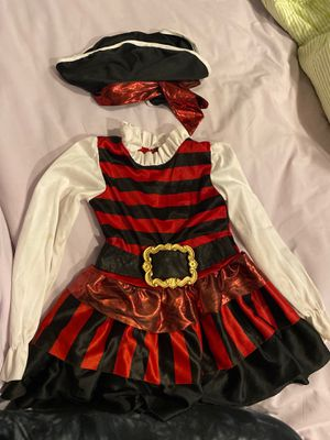 2/3t pirate costume for Sale in Chicago, IL