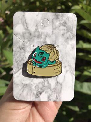 Bulbasaur Pokemon Bao Pin for Sale in Garden Grove, CA