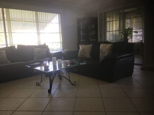 Couch and love seat for Sale in Delray Beach, FL