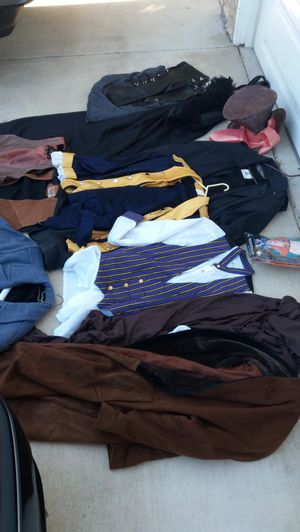 tub full of Halloween costumes , asking $40 for all for Sale in Rancho Cucamonga, CA