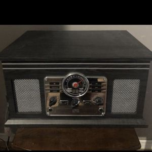 Record Player/blue Tooth In One for Sale in Buffalo, NY