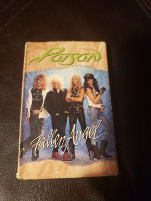Poison cassette tape for Sale in Riverside, CA