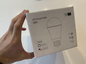 Smart lightbulb for Sale in Seattle, WA