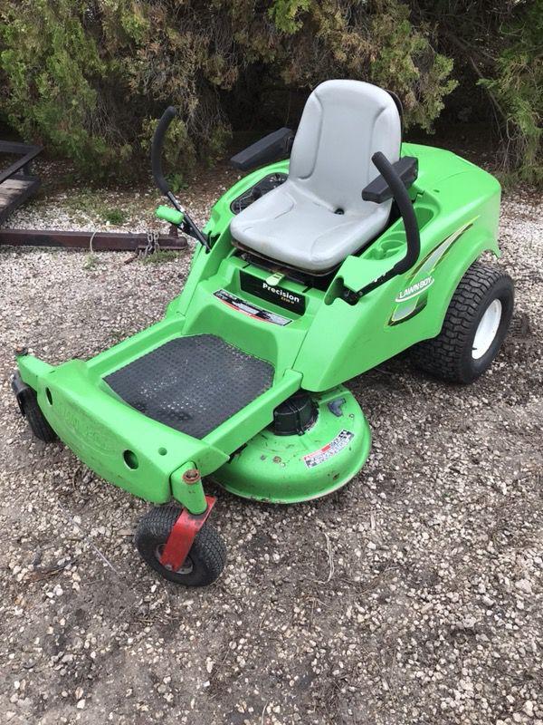 Lawn Boy Precision Zero Turn Mower For In Port Saint Lucie Fl Offerup