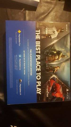 BRAND NEW PLAYSTATION 4 500GB for Sale in Severn, MD