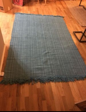 Blue rug for Sale in Portland, OR