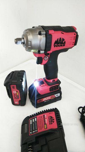 Mac toolls 1/2 mid torque motor brushless for Sale in Long Beach, CA