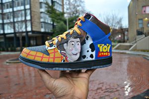 Custom shoe artist (read descriptions before contacting) for Sale in Washington, DC