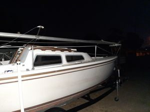 1985 Catalina 22 with trailer for Sale in Hacienda Heights, CA