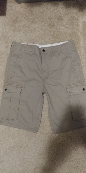 New Levi's Cargo Shorts for 25$ for Sale in Hilliard, OH