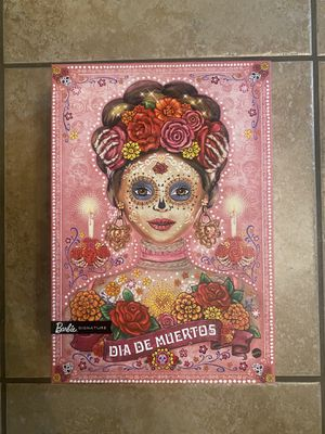 Barbie Dia De Los Muertos Day of The Dead 2020 Pink Doll BRAND NEW for Sale in Orlando, FL