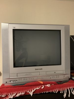 Panasonic DVD/VHS combo TV for Sale in San Diego, CA