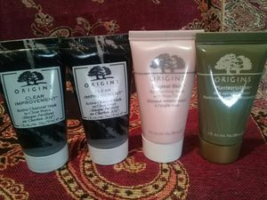 ORIGINS face cleanser & charcoal masks for Sale in Ypsilanti, MI