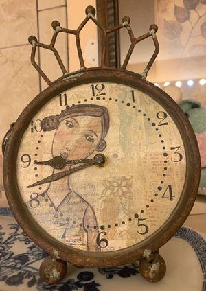 Antique Queen Clock for Sale in Centennial, CO