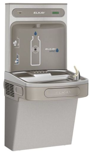 Elkay ADA drinking fountain Model LZS8WSLK with filter and Elkay EZH20 bottle filler Model LZWSR. for Sale in Avondale, AZ