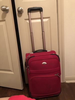 carry on luggage for Sale in San Antonio, TX