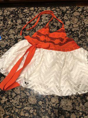 Moana dress /costume for Sale in Murrieta, CA