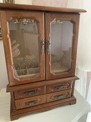 Small Jewelry Cabinet for Sale in Palm Harbor, FL