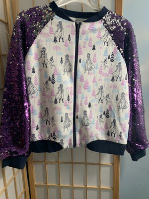 Brand New Frozen II Sequin Jacket!!! for Sale in Washington, DC