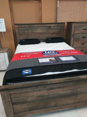 Queen bed for Sale in Cicero, IL