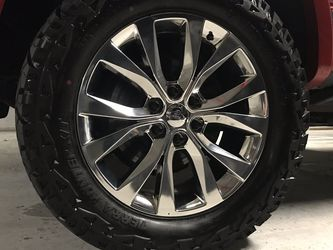 F150 Platinum Wheels and Tires for Sale in Miami,  FL