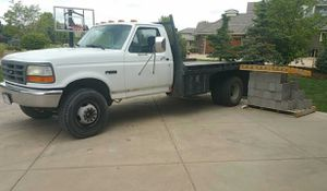Ford 350 1994 standard 2wd 113000 gas $3550 or trade for Sale in Denver, CO