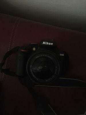 Nikon Digital Camera D3400 N1510 for Sale in Jonesboro, GA