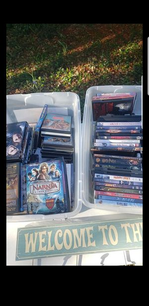 Over 100 dvds for Sale in Pinellas Park, FL
