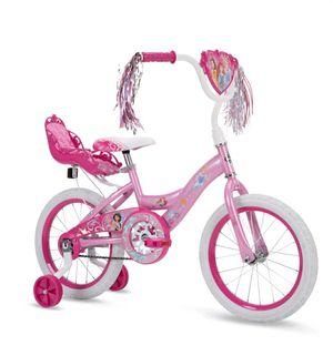 Disney Princess Girls 16-inch Bike by Huffy , Pink for Sale in Grand Prairie, TX