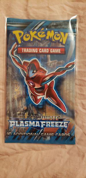 Pokemon Plasma Freeze Booster Pack for Sale in San Antonio, TX